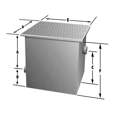 RLSW Series Lint Separators from Rockford Separators