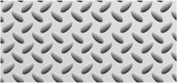 Non-Skid Diamond Pattern Trench Drain Cover