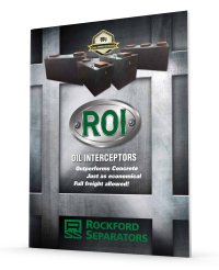 Rockford Separators ROI Oil Interceptors Brochure