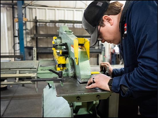 Interceptor Manufacturing